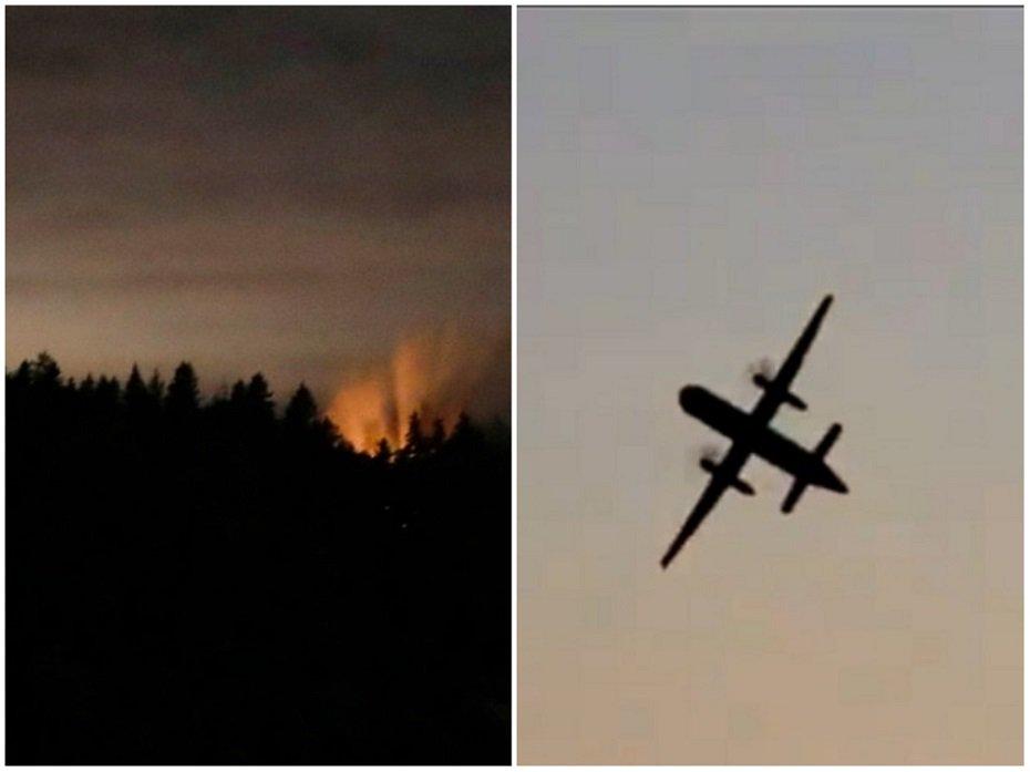 Empleado De Alaska Airlines Roba Avión Y Se Estrella En Seattle