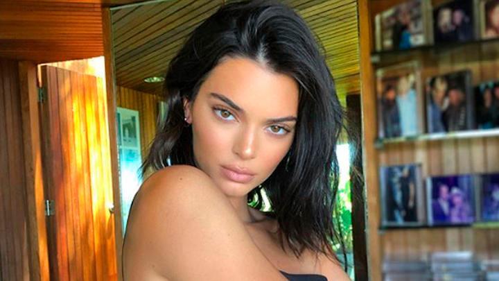 Kendall Jenner Luce Sexy Traje De Látex Y Mostró Más De La Cuenta [FOTOS]