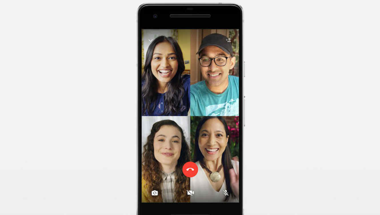 WhatsApp Ya Te Permite Realizar Llamadas Y Videollamadas Grupales