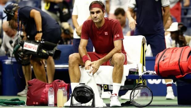 Roger Federer Cae De Forma Sorpresiva Ante John Millman En US Open