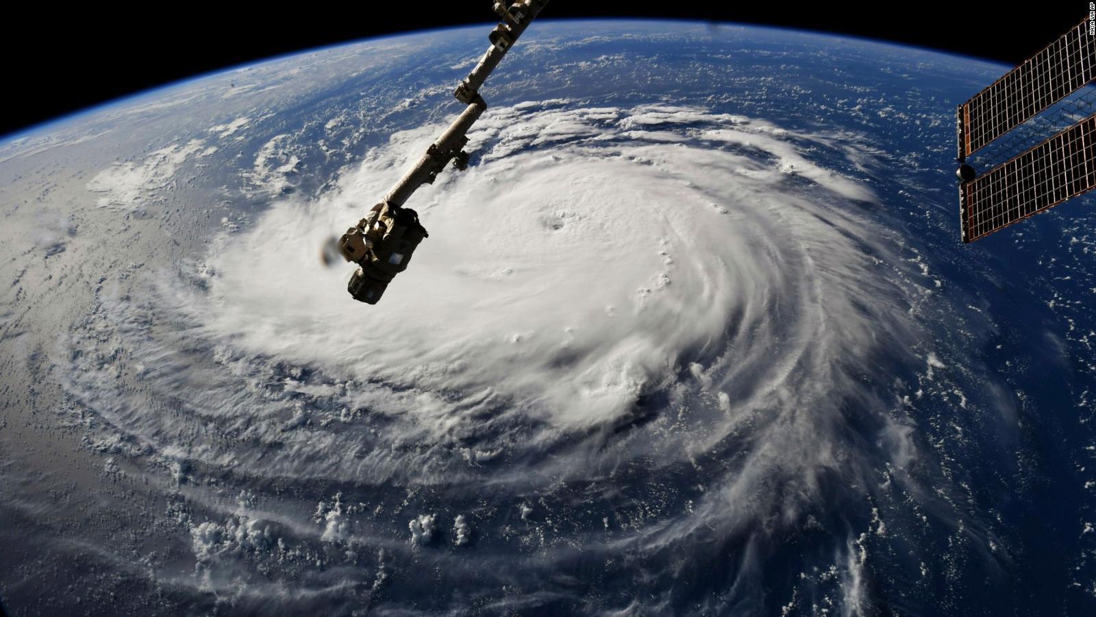 El Huracán Florence Llegará Hoy A Las Carolinas En El Primero De Los 3 Días De Desastre Que Traerá