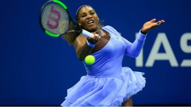 Serena Williams Aplasta A Sevastova Y Jugará Su 9ª Final Del US Open