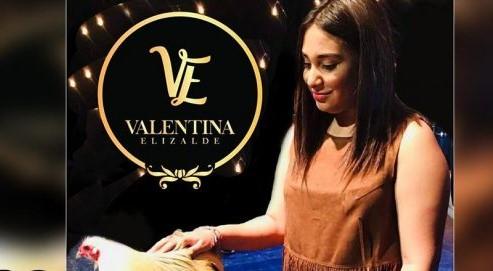 Valentina, Hija De Valentín Elizalde Graba éxitos De Su Padre