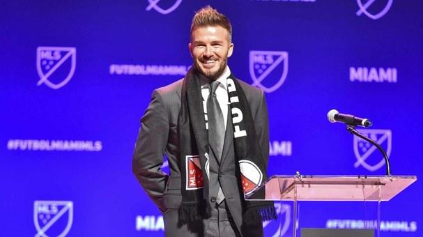 El Equipo De Beckham En Miami Ya Tiene Nombre Y Escudo