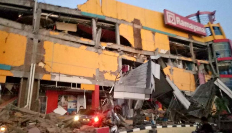 Terremoto En Indonesia De Magnitud 7,5 Y Provoca Alerta De Tsunami