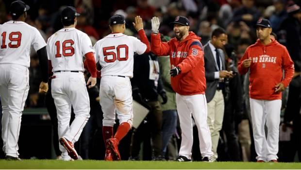 Boston Derrotó A Los Astros Y Empareja La Serie Que Se Muda A Houston
