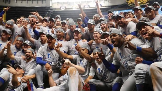 Los Dodgers Regresan A La Serie Mundial Tras Vencer A Cerveceros