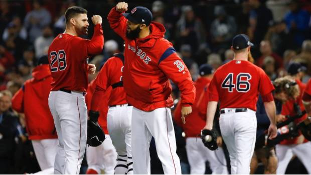 Las Medias Rojas Pegan Primero En Serie Divisional Ante Yankees