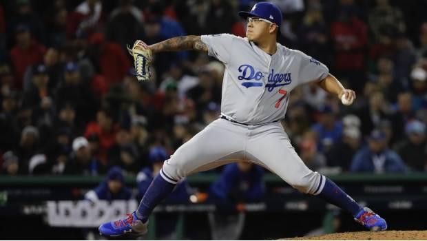 Julio Urías, El Pitcher Mexicano Más Joven En Una Serie Mundial Desde Fernando Valenzuela