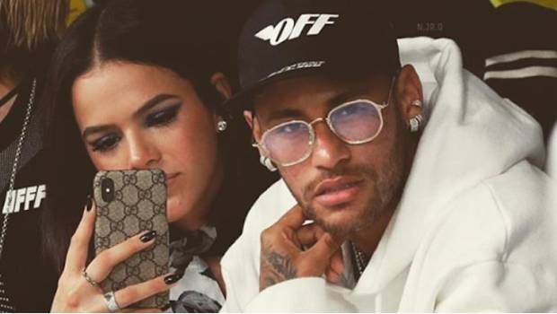 Neymar Pronto Podría Llegar Al Altar Con Su Novia Bruna Marquezine