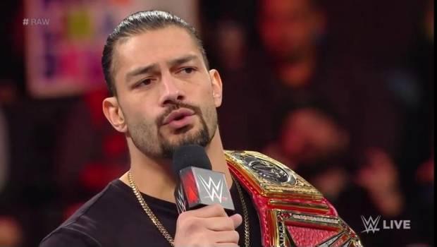 Roman Reings Deja Vacante El Título De La WWE Para Luchar Contra La Leucemia
