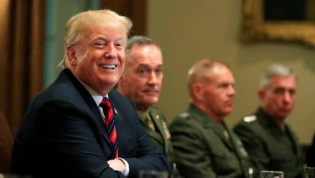 Trump Descarta Versiones Sobre Presunto Espionaje A Sus Llamadas Telefónicas