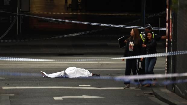 Hombre Mata A Una Persona Con Cuchillo Y Hiere A 2 En Australia