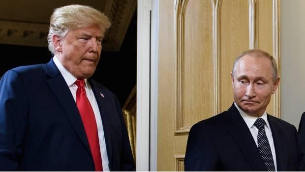 Afirma Rusia Que Sí Habrá Reunión Entre Trump Y Putin
