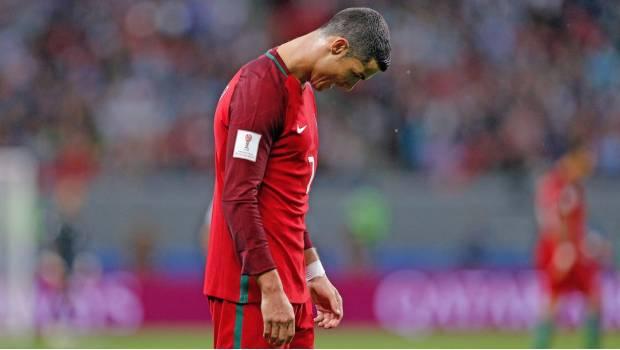 Cepillan De Nueva Cuenta A Cristiano Ronaldo De Portugal