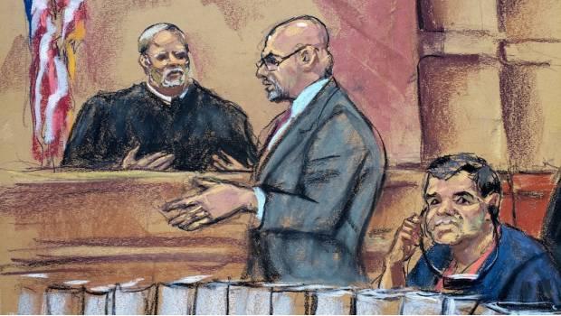 7 Mujeres Y 5 Hombres Conforman El Jurado Que Definirá El Destino Del 'Chapo'