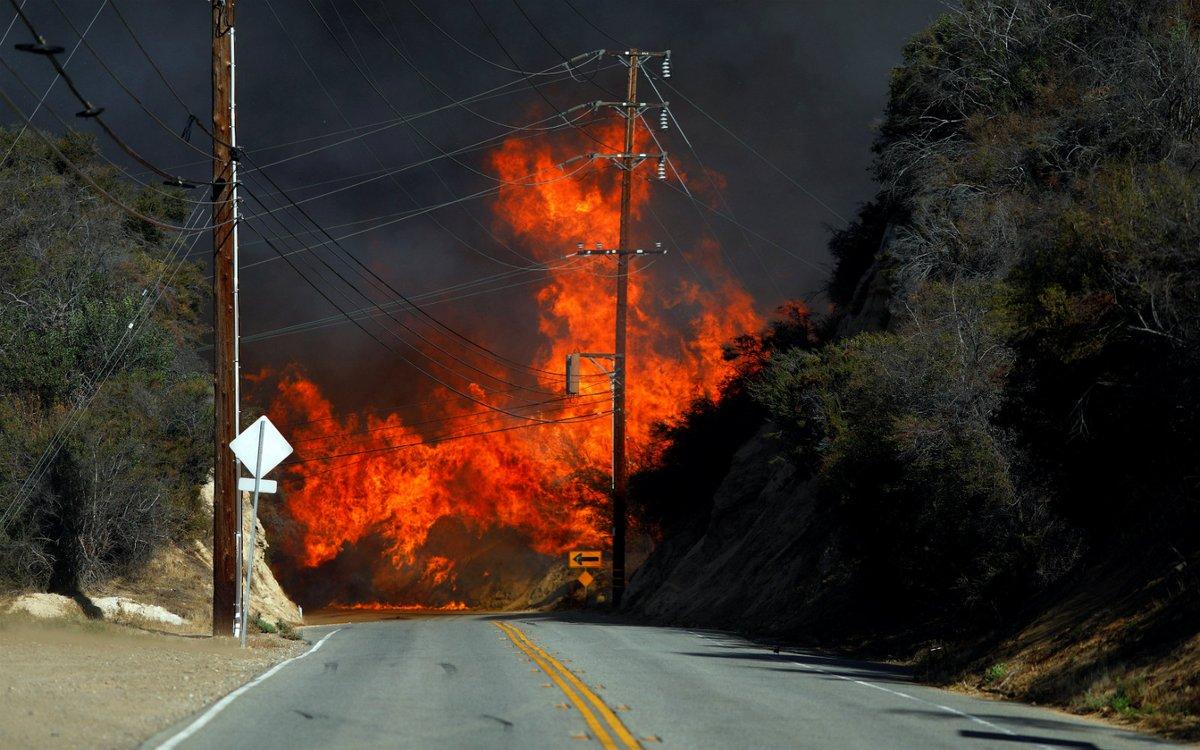 Se Elevan A 77 Los Muertos En El Destructivo Incendio De California
