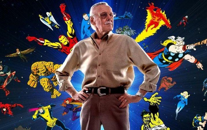ÚLTIMA HORA: Muere Stan Lee A Los 95 Años De Edad