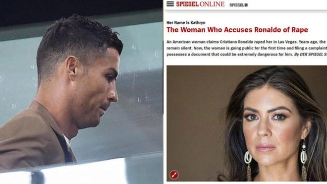 ¡Cristiano Ronaldo Revela Detalles De La Noche En Las Vegas!