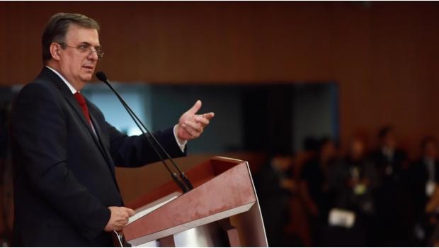 México Reitera Respeto A La No Intervención, Principio De Política Exterior