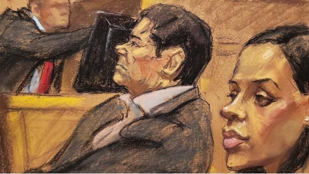 Leen Ante La Corte Mensajes Del 'Chapo' A Emma Coronel Y A 'La Fiera', Su Amante