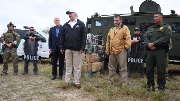 Prepara Trump Decreto De Emergencia Nacional Para Construir Muro: WP