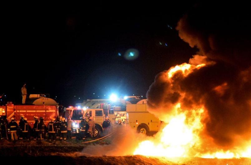 VIDEO: Así Ocurrió La Explosión De Ducto De Pemex En México