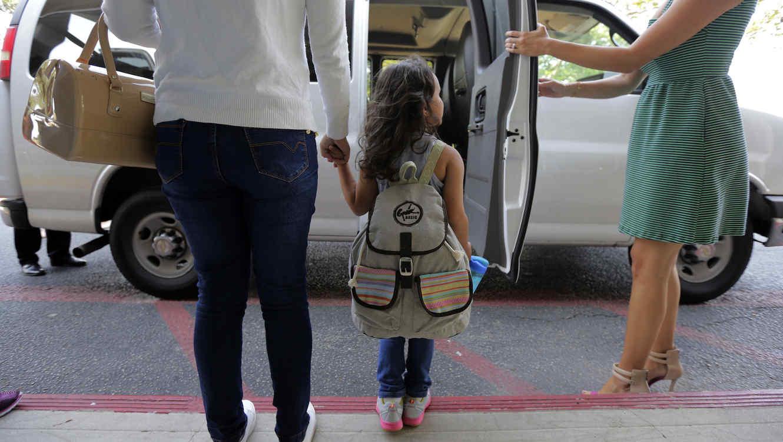 El Gobierno Se Niega A Entregar Niños Inmigrantes A Sus Padres