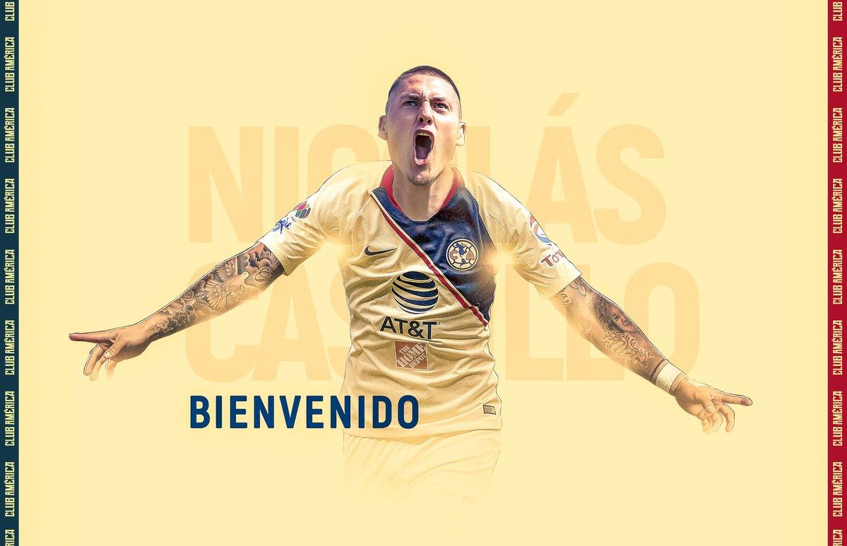 Nicolás Castillo Es Nuevo Jugador Del América