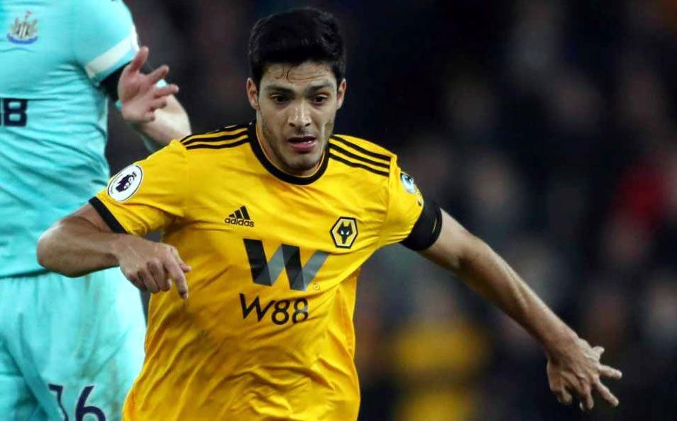 Wolves Estarían Dispuestos A Pagar 40MDE Por Raúl Jímenez