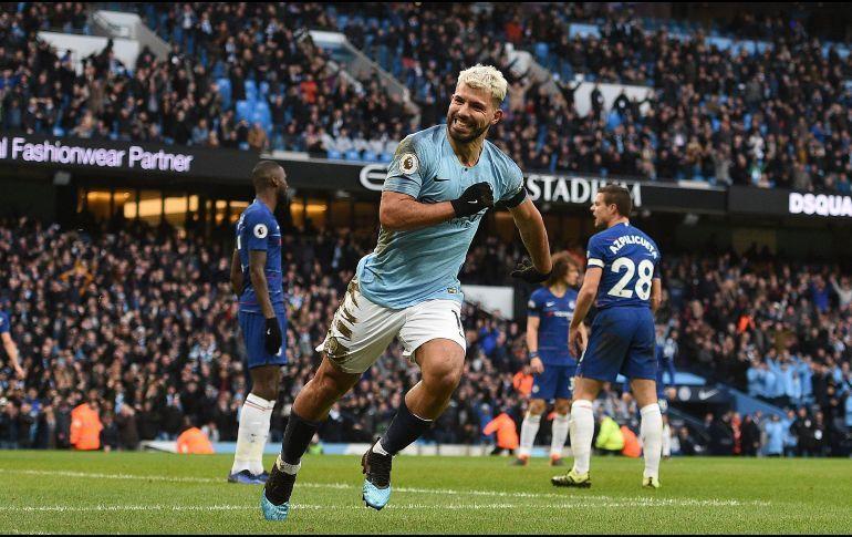 El Manchester City Destroza Al Chelsea
