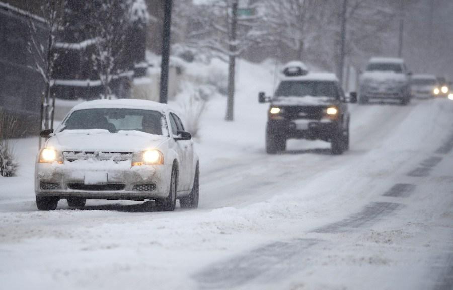 CDOT Advierte Frío, Hielo Y Poca Visibilidad En Calles De Denver