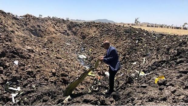 Mueren 157 Personas En Accidente Aéreo En Etiopía