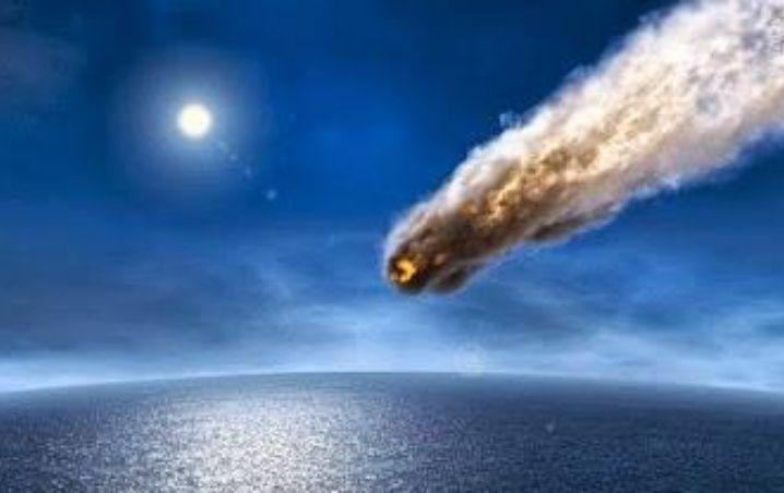 Meteoro 10 Veces Más Fuerte Que La Bomba De Hiroshima Cayó En El Mar De Bering
