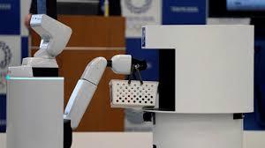 Robots Serán Usados Por Primera Vez En Olimpiadas De Tokio 2020