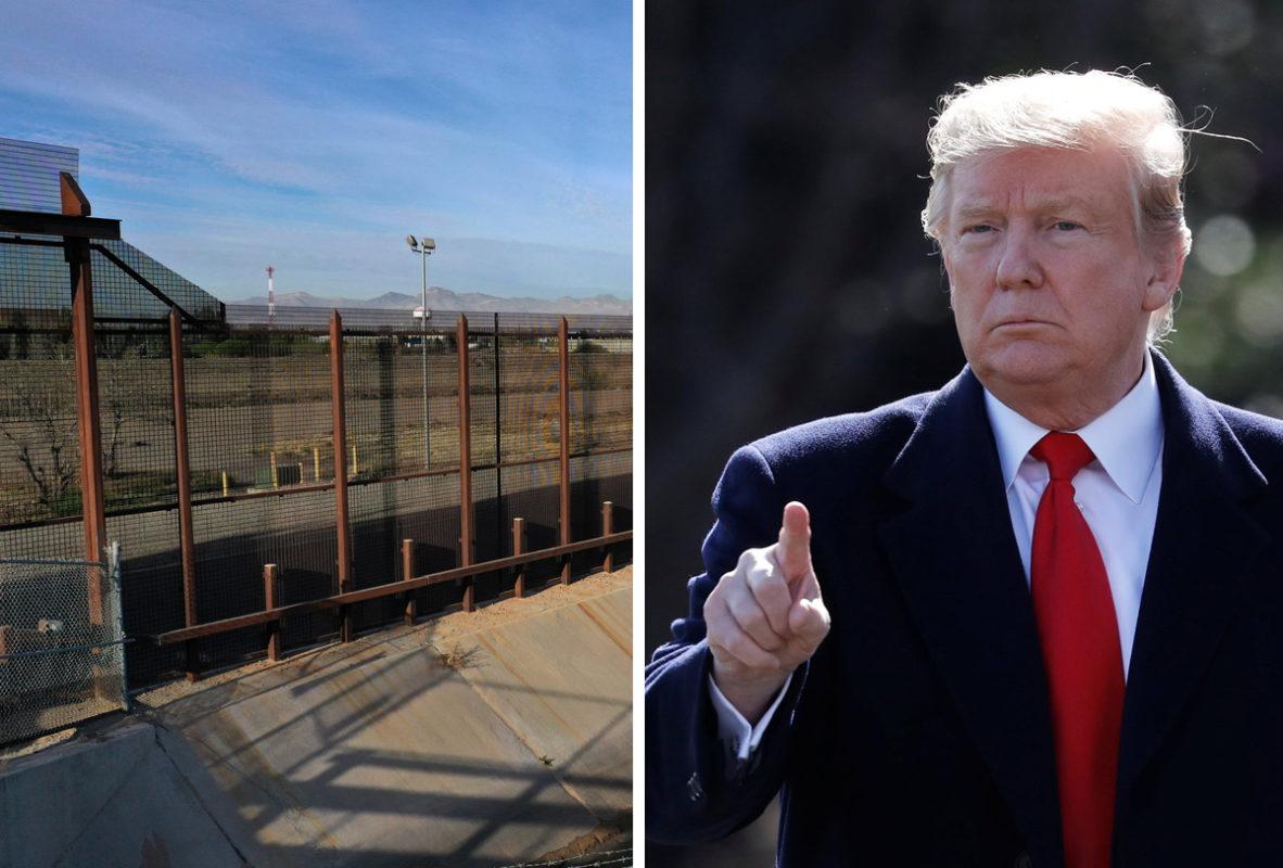 Reitera Trump Amenaza De Cierre De Frontera Y Da Fecha, Sería Próxima Semana
