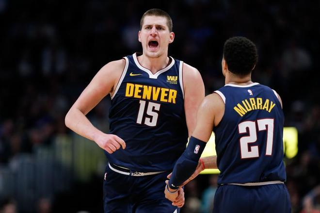 Denver Avanza A Semifinal Del Oeste En La NBA