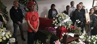 Sepultan A Armando Vega Gil, Fundador De Botellita De Jerez, En Cementerio De Naucalpan