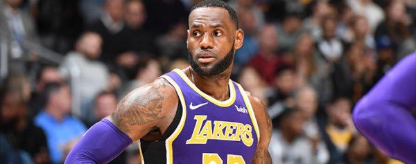 Lakers Dará Descanso A LeBron James Por El Resto De La Temporada