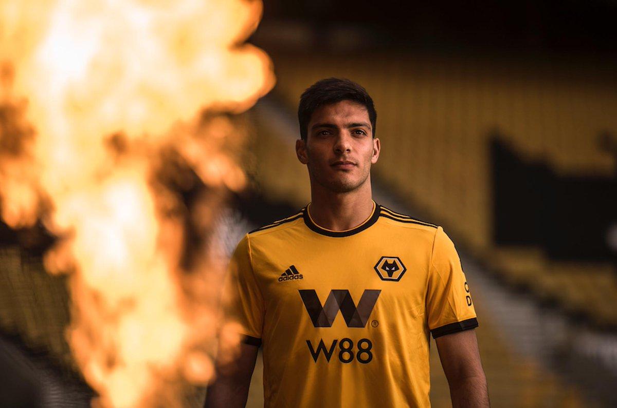 Wolverhampton Compra A Raúl Jiménez En Cifra Record
