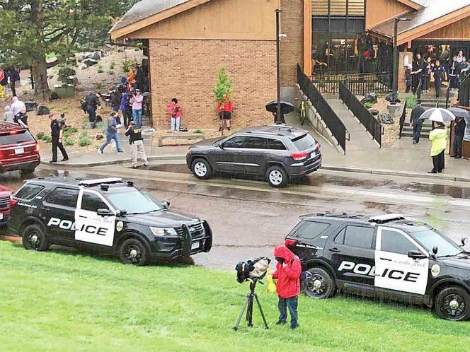 Un Estudiante Muerto Y Varios Heridos En Un Tiroteo En Escuela De Suburbio De Denver