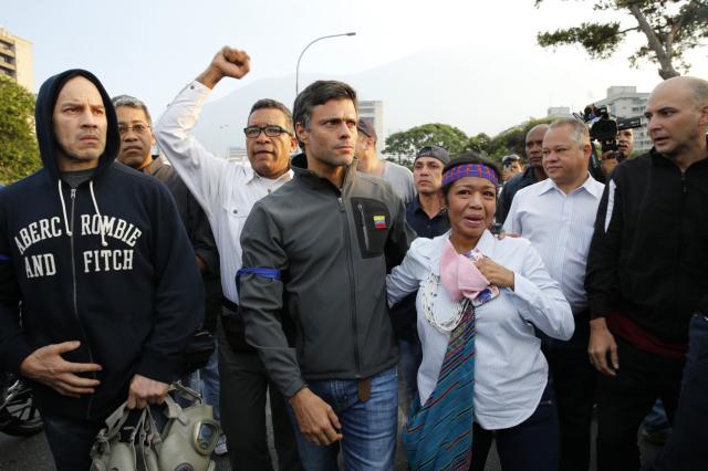 Razones Del Fracaso Del Levantamiento De Guaidó Y López En Venezuela