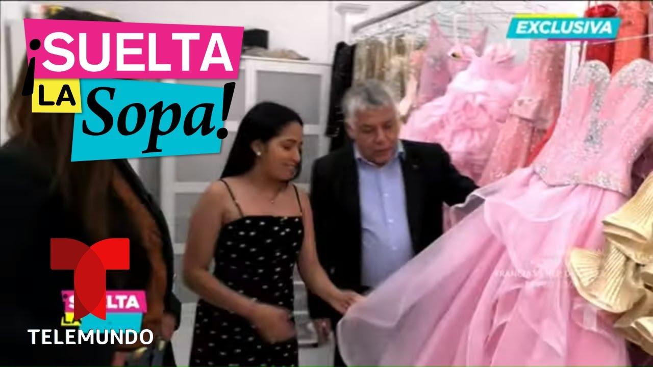 La Hija De Lupillo Rivera, Sueña Con Su Fiesta De Quince