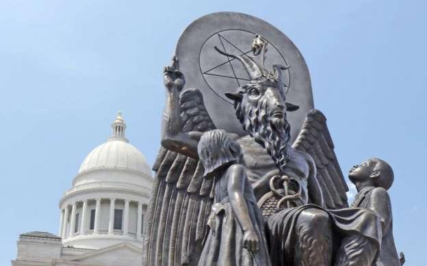 El Inesperado Ascenso Del Templo Satánico En Estados Unidos