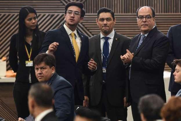 La Crisis De Venezuela Agita La Asamblea De La OEA