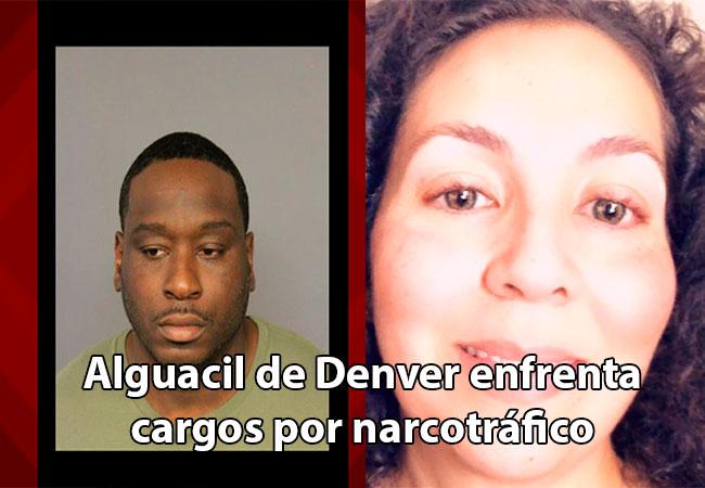 Alguacil De Denver Enfrenta Cargos Por Narcotráfico