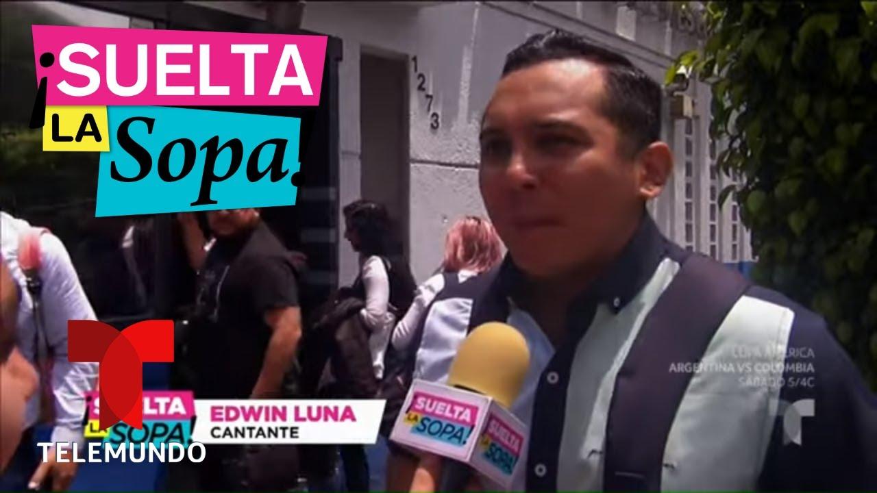 """Edwin Luna """"explica"""" Sus Despedidas De Soltero"""