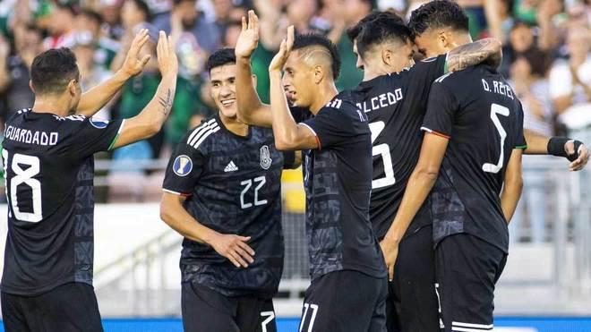 La Selección Mexicana Arriba A Denver Para Preparar Su Duelo Ante Canadá