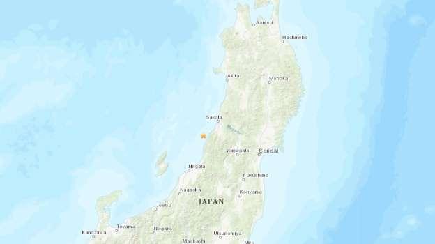 Fuerte Sismo De 6.8 Activa Alerta De Tsunami En Japón