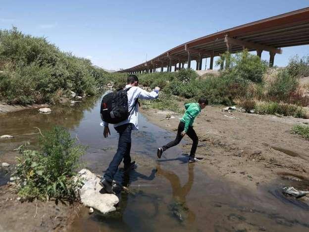 Reporta EU 7 Migrantes Muertos En Frontera Con México